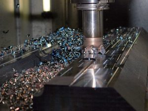 CNC machines heads